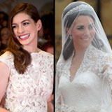 Anne Hathaway Wants to Play Kate Middleton in Movie (Video)