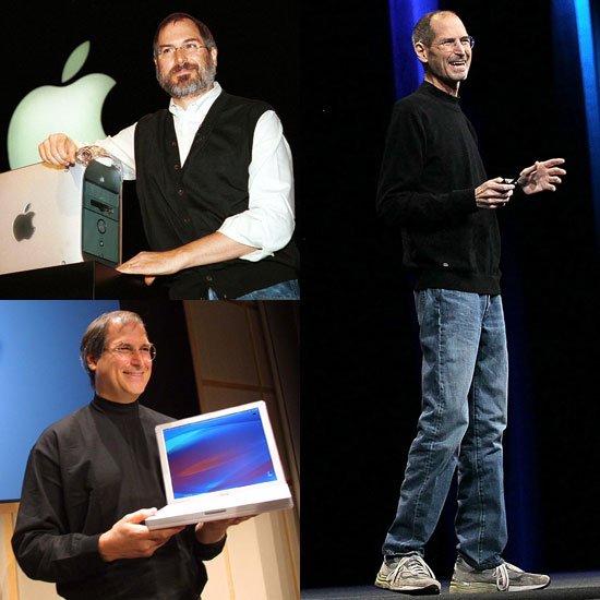 Steve Jobs's Keynote Style Through the Years