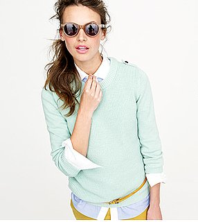 Preppy Nerd Trend For Fall 2011