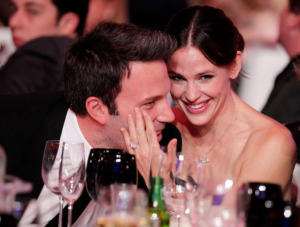 Jennifer Garner and Ben Affleck
