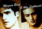My Dream Cast for Magnus Bane &amp; Alec Lightwood