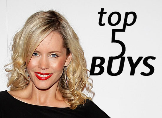 Australian Presenter Sophie Falkiner Shares Her Top Five Beauty Buys