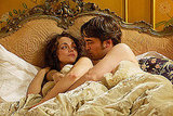 Robert Pattinson and Christina Ricci in Bel Ami.