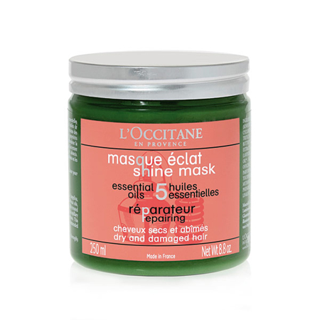L'Occitane Repairing Mask for Dry & Damaged Hair, $34.95