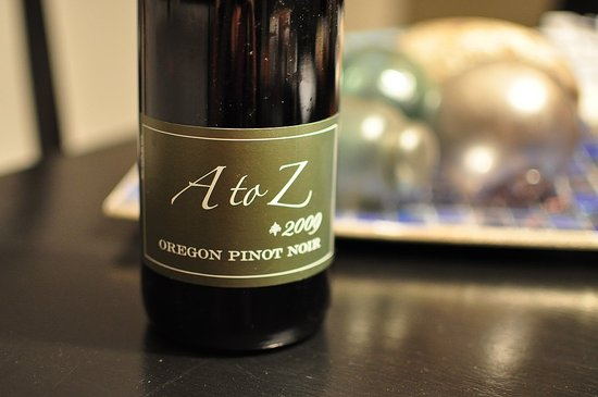 2009 A to Z Pinot Noir