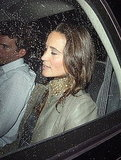 Pippa Middleton and boyfriend Alex Loudon went out to Public nightclub on Thursday.