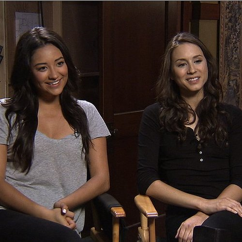 Pretty Little Liars Cast Behind-the-Scenes Interviews: Video