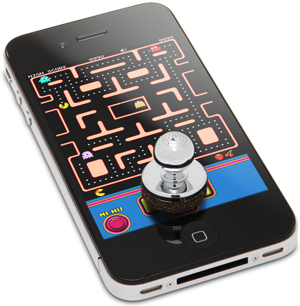 Joystick-It Arcade Stick For iPhone ($18)