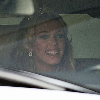 Petra Ecclestone's Wedding Guest Pictures