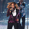 "Video of Pregnant Beyonce Knowles Performing ""Love on Top"" at 2011 MTV Video Music Awards"