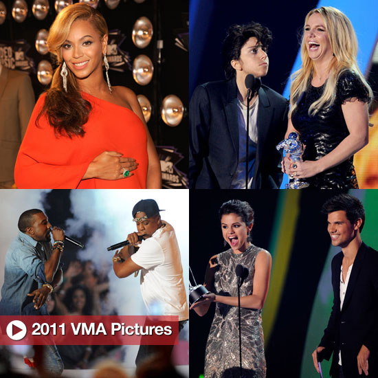 VMA Highlights: Pictures From Pregnancies to Performances!