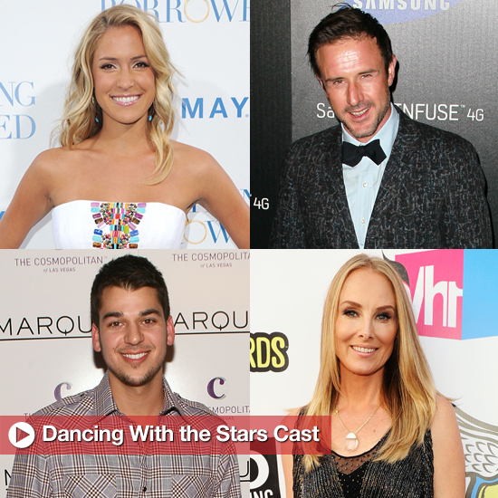 Dancing With the Stars Season 13 Full Cast List