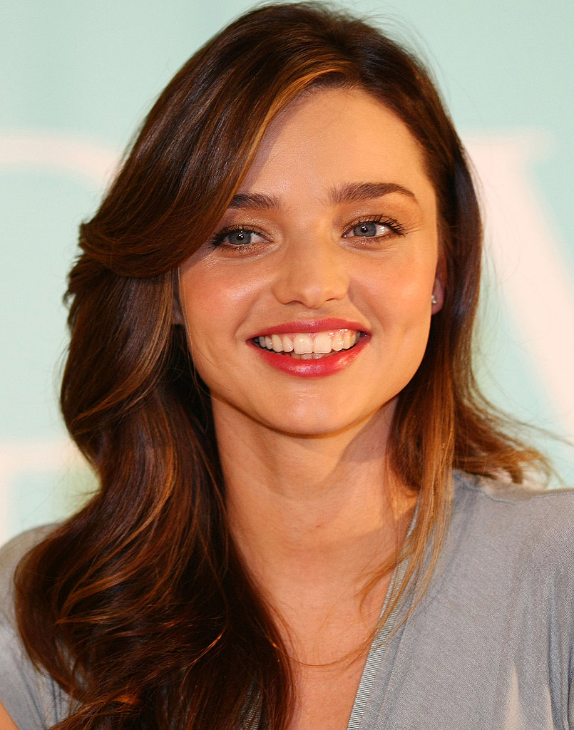 Miranda Kerr at David Jones.