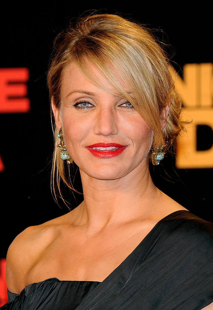 June 2010: Premiere of Knight and Day