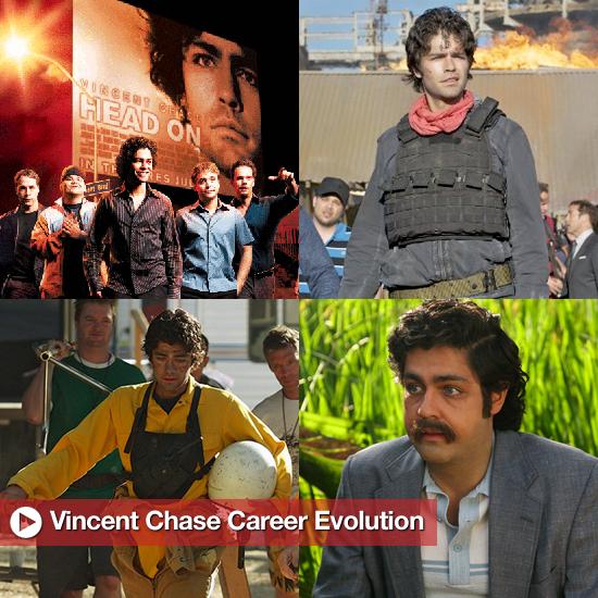 Career Evolution: Vincent Chase