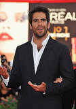 Eli Roth at the Venice Film Festival.