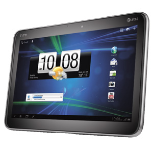 Sony Tablet S and HTC Jetstream