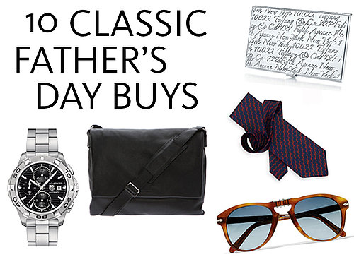 Top Ten Gifts for The Classic Dad For Father's Day