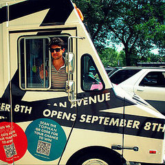 Topshop Topman Truck Coming to Chicago Sept. 2