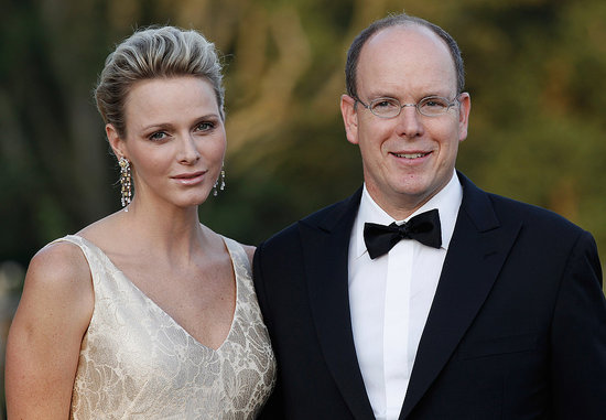 Prince Albert and Princess Charlene of Monaco Pictures at Yorkshire