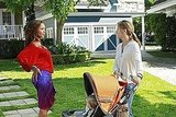 Vanessa Williams as Renee and Felicity Huffman as Lynette on Desperate Housewives.  Photo copyright 2011 ABC, Inc.