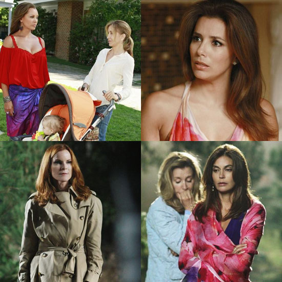 First Look: Secret Burial on Desperate Housewives Season Eight Premiere