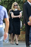 Madonna at the Venice Film Festival for WE.