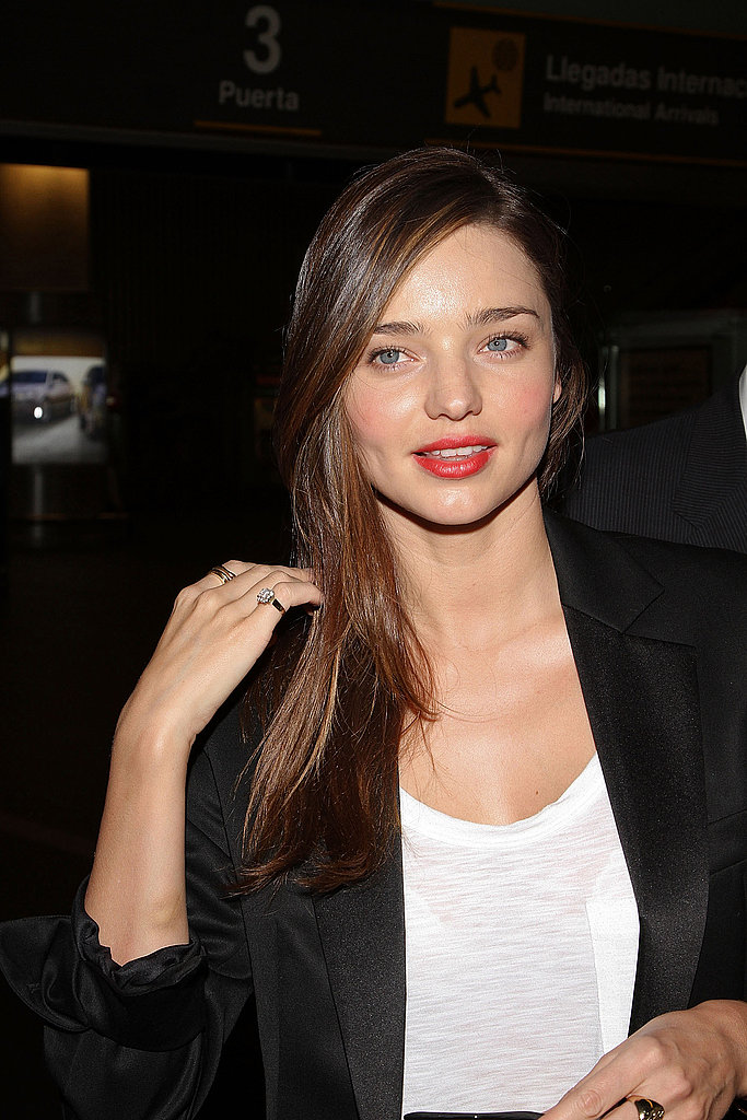 Miranda Kerr Continues Her Jet-Setting Ways With a Stop in Mexico