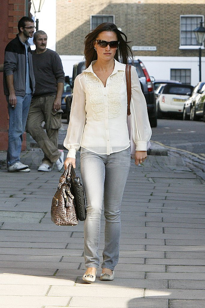 Pippa Middleton in England.