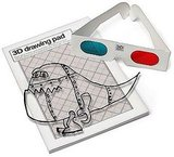 3-D Magical Drawing Pad ($10)