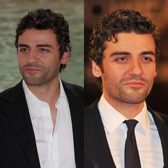 Oscar Isaac Is Hotter . . .
