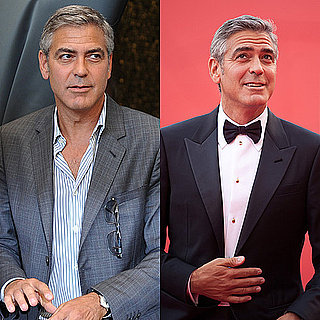 George Clooney at Venice Film Festival