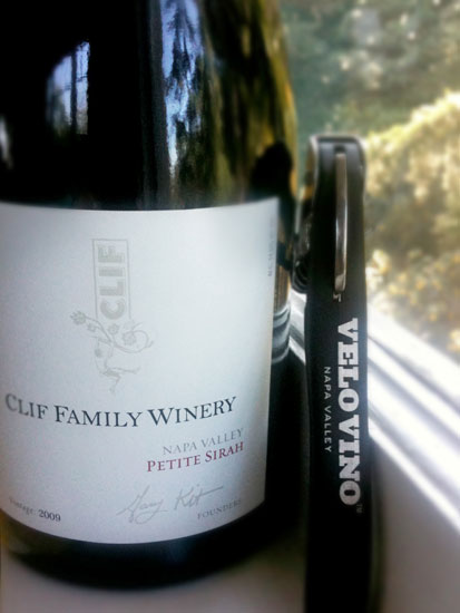 Clif Family Winery 2009 Petit Sirah