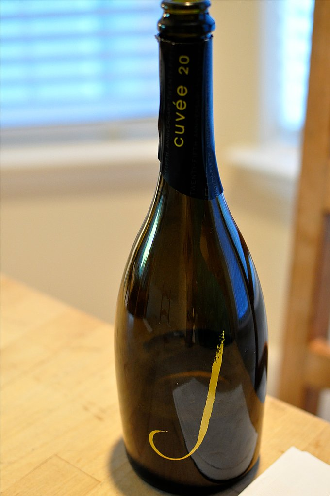 J Vineyards Cuvee 20 Brut NV