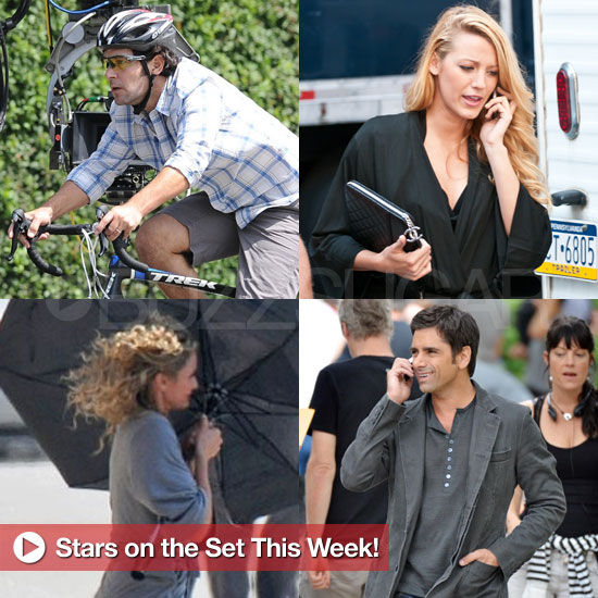 Cameron Diaz, Blake Lively, Paul Rudd, and More Stars on Set This Week!