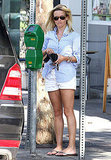 Reese Witherspoon feeds the meter.