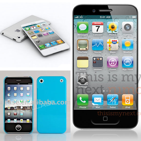 What the iPhone 5 Could Look Like