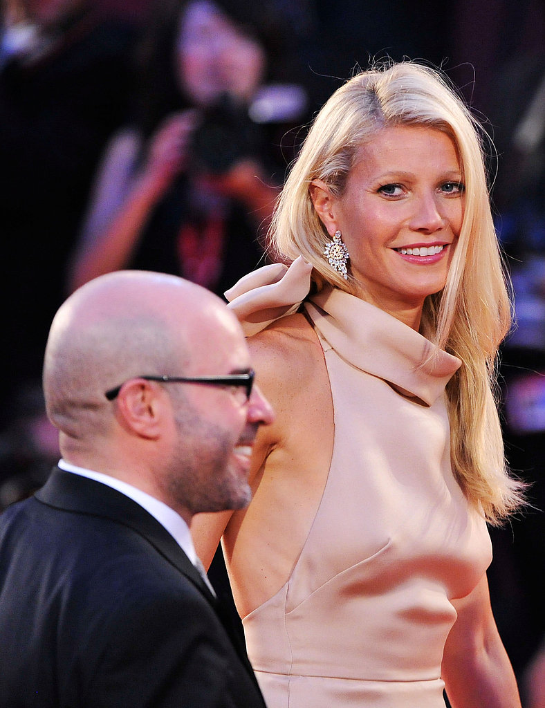 Gwyneth Paltrow at the Venice Film Festival.