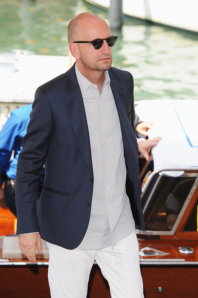 Steven Soderbergh in Venice for Contagion.
