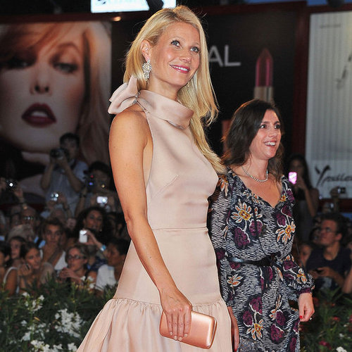 Gwyneth Paltrow at Contagion Premiere in Venice Pictures