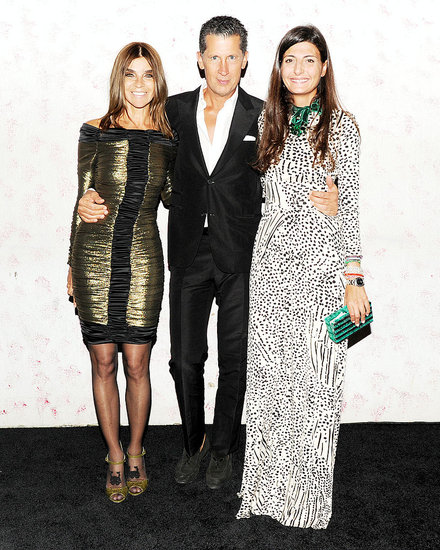 Barneys New York Celebrates Carine Roitfeld