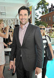 Jon Hamm and Jennifer Westfeldt Enjoy Their Friends With Kids Success at the Artists For Peace and Justice Luncheon