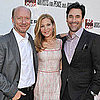 Jon Hamm and Jennifer Westfeldt in Toronto Pictures