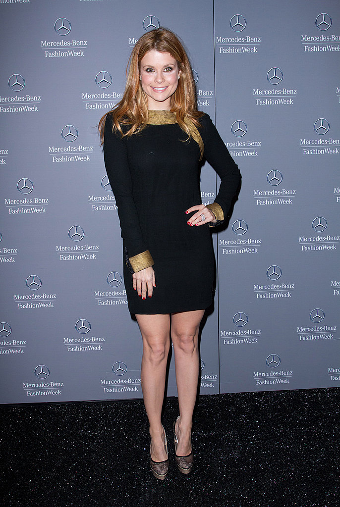 Joanna Garcia-Swisher at Lincoln Center.