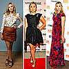 Elizabeth Olsen&#039;s Outfits at the Toronto Film Festival