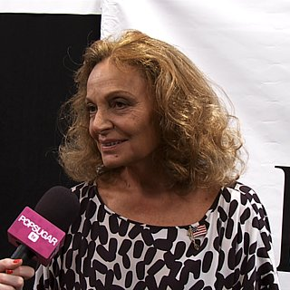 Diane von Furstenberg on Spring 2012 Collection
