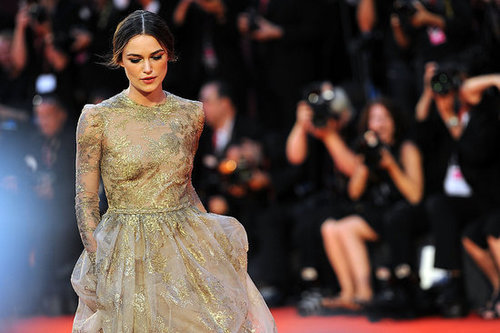 Best 2011 Venice Film Festival Red Carpet Fashion [Pictures]