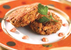 South Beach Diet Crab Cakes Recipe