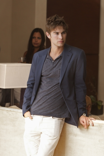 Chace Crawford as Nate Archibald on Gossip Girl. Photo courtesy of The CW