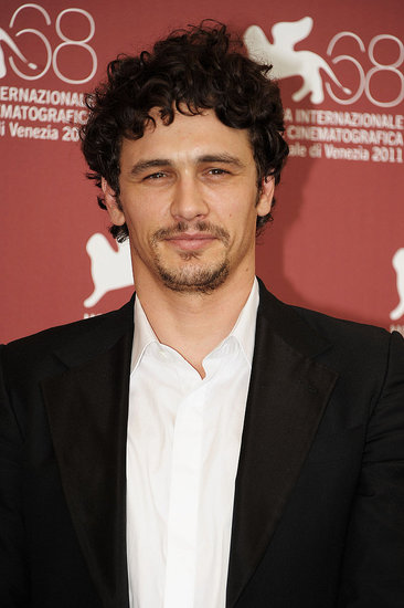 James Franco at the Venice Film Festival.